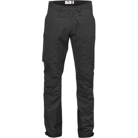 Fjällräven Abisko Lite Trekking Trousers Men Dark Grey
